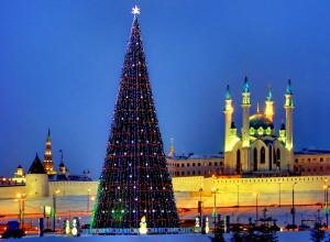 Новогодние туры из Владимира в Казань