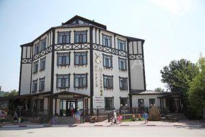 Старая мельница Архипо-Осиповка