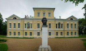 Музей Пушкина в Бернове