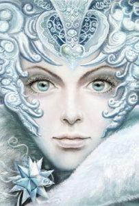 Снежная королева Запашные цирк