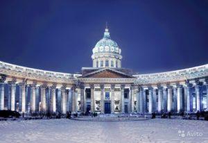 Шедевры северной столицы
