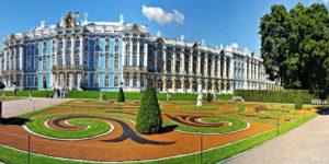Царское село Пушкин