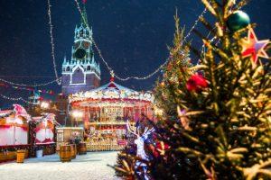 Новый год в Москве тур